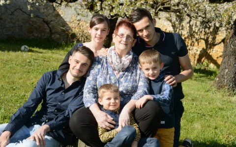 Famille LACROIX